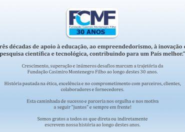 Aniversário FCMF 20 anos